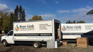 Bree-Link Plumbing & Heating_Kelowna_Winfield_Trucks_Oct_2018